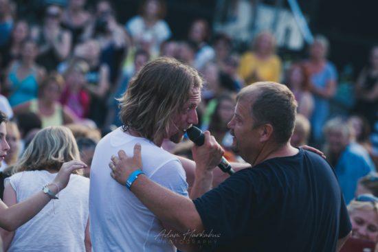 Tomáš Klus na koncerte RECYKLUS TOUR 2017