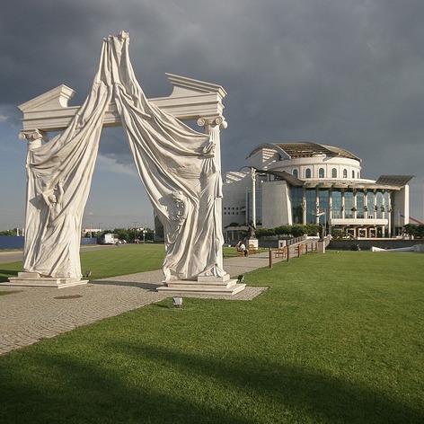Národné divadlo Budapešť