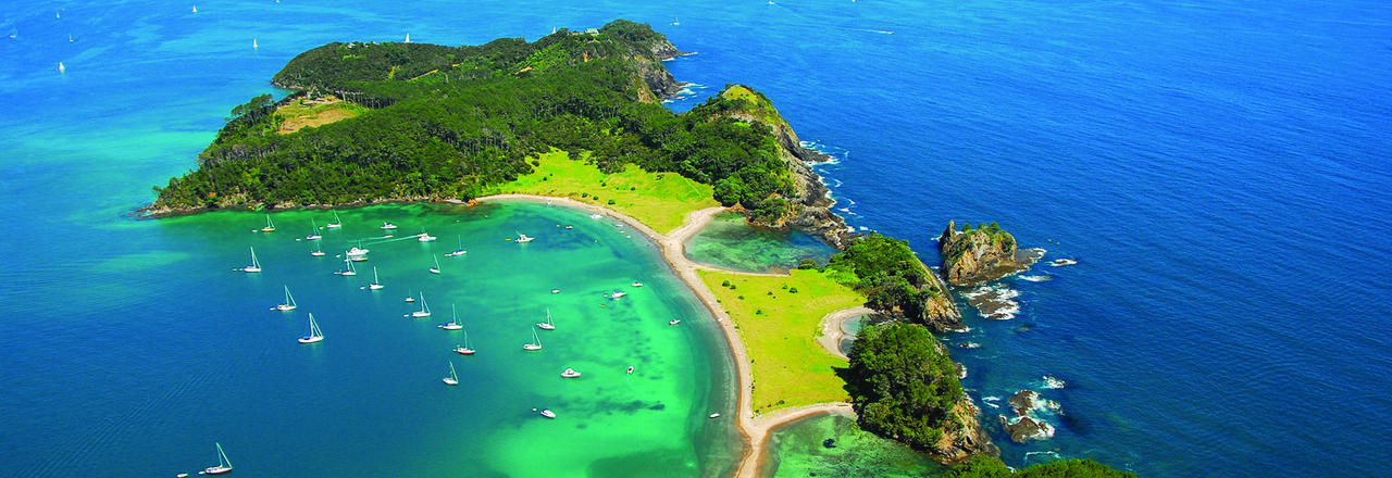 Roberton Island, Northland & Bay of Islands