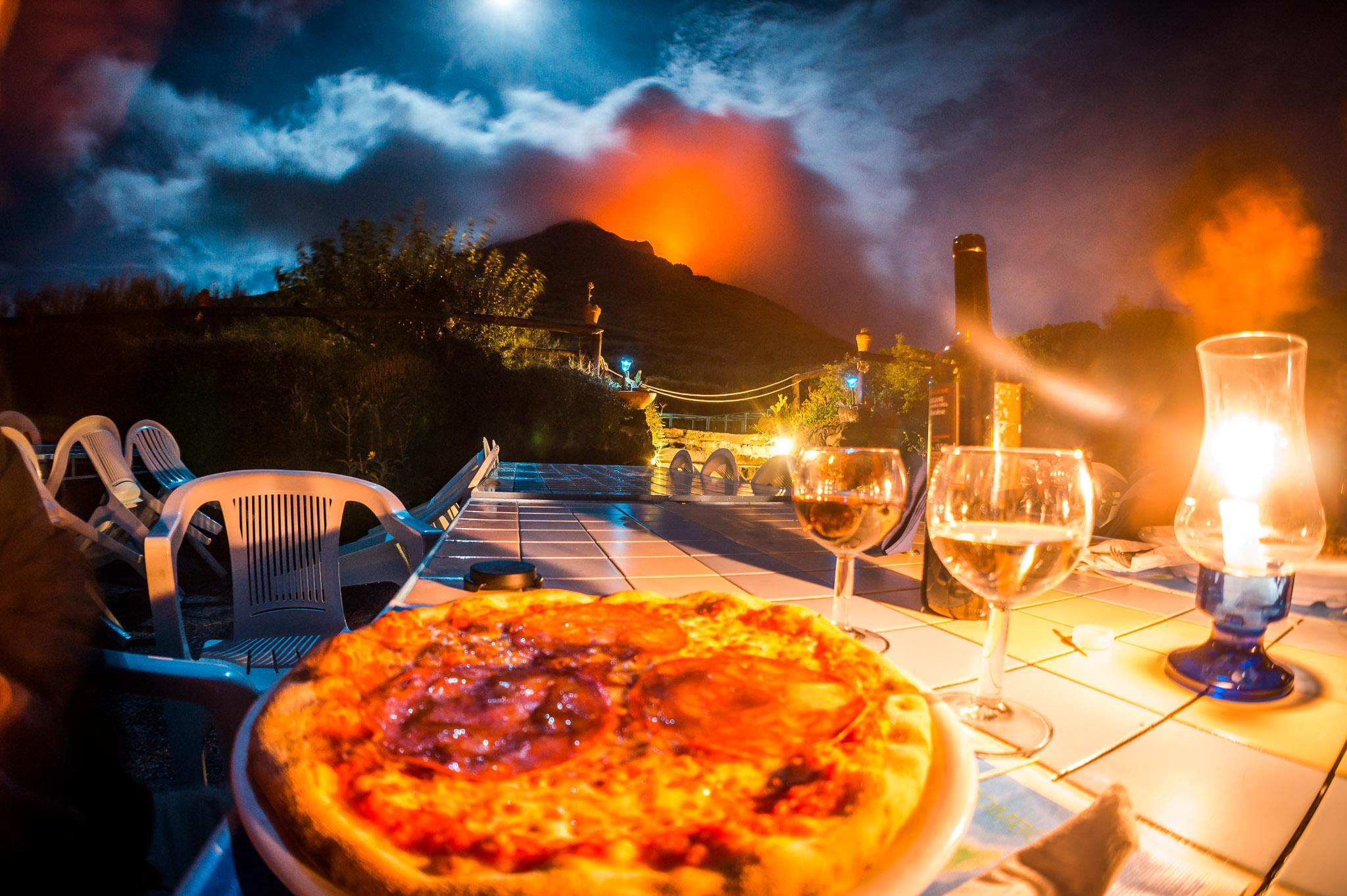 L'Osservatorio, Stromboli