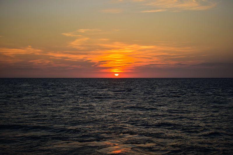 západ slnka, San Antonio, zdroj: Uros Krasovec