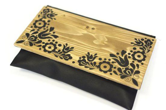 Tipy na darčeky: Drevená kabelka Šopadizajn