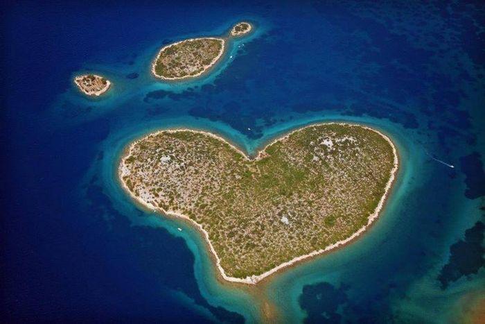 Ostrov Galešnjak, Chorvátsko