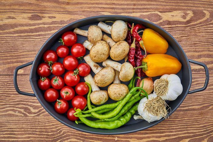 Zdravé stravovanie zlepšuje prejavy psoriázy a ekzému.