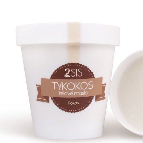 Tipy na darčeky: Telové maslo Tykokos